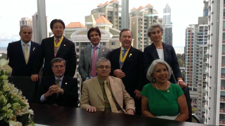 Homenaje a Ex-Presidentes de la Federación Ibero-Latinoamericana de Cirugía Plástica